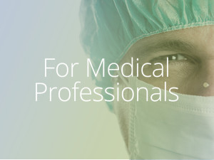 for Medical Professionals